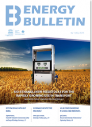 №10, 2011 Bio-ethanol: new feedstocks for rapidly growing use in transport